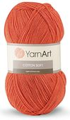 Хлопок Софт (Cotton Soft YarnArt) 100 г. 600 м.