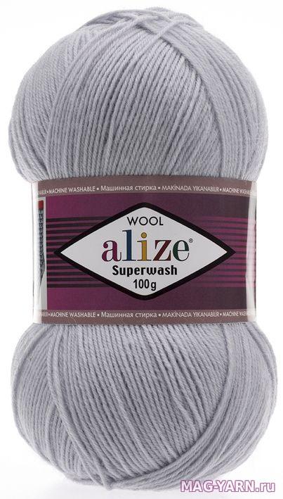 купить пряжа для вязания alize superwash