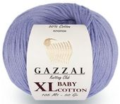 Беби хлопок XL (Baby cotton xl) 50 г. 105 м.