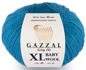 Беби шерсть XL (baby wool xl gazzal) 50 г. 100 м.