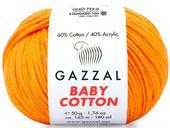 Беби хлопок Газзал (Baby cotton gazzal) 50 г. 165 м.